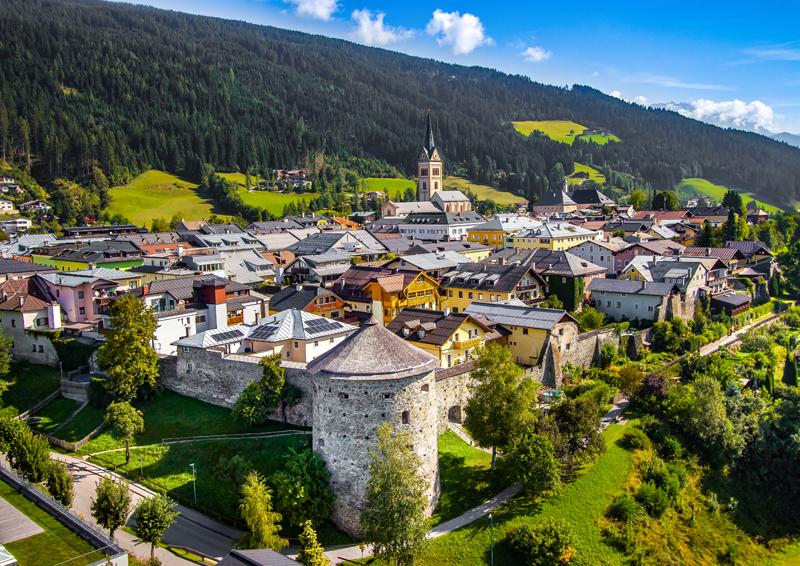 Terassenkonzerte der Philharmonie Salzburg in Radstadt