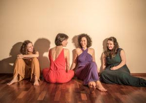 Constanze Quartett der Philharmonie Salzburg