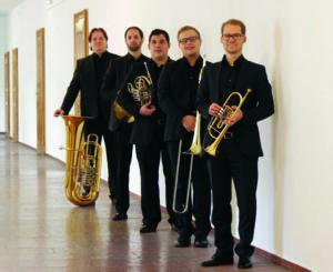Goldbrass Quintett der Philharmonie Salzburg