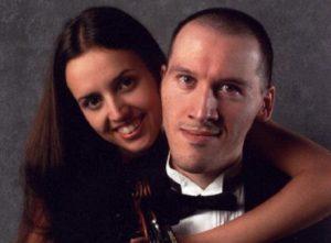 Cris & Mario Duo der Philharmonie Salzburg