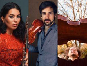 Trio Tartini der Philharmonie Salzburg
