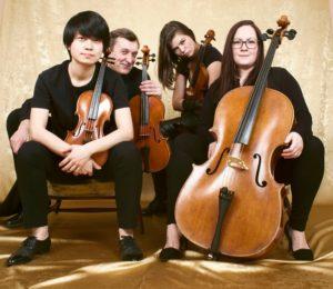 Xpress Quartett der Philharmonie Salzburg