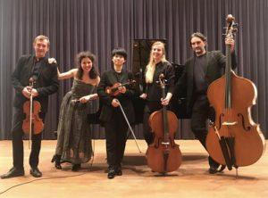 Forellenquintett der Philharmonie Salzburg