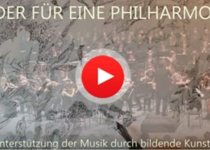"""Crowdfunding """"Pictures for a Philharmonic"""""""